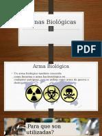 Armas Biológicas