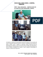 Equipos de Proteccion Personal - SUB COSSO - HUACHO