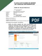 Informe de Taller Práctico 3 - Servidor de Correo-2