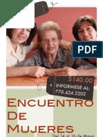 Promo Encuentro Mujeres