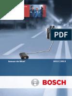 Bosch Catalogo Sensor de Nivel 2011