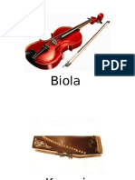 Biola & Kecapi