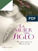 La Mujer Del Siglo - Margarita Melgar