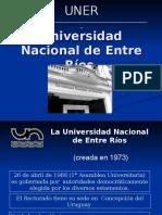 UNER-organización