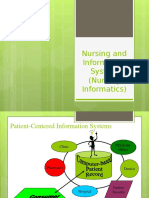 Nursing Informatics in the Health Care Professions