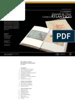Leonardo Da Vinci Codex Atlanticus(Museum)