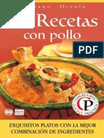 84 RECETAS CON POLLO_ Exquisito - Mariano Orzola