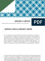 Arduino+Labview Termopar