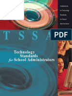 Technology Standards for School Adminstrators
