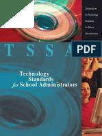 Technology Standards for School Adminstrators