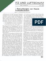 Gasschutz Und Luftschutz 1938 Nr.7 Juli