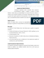 Fondo Rotativo y Caja Chica