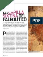 Altamira, La Capilla Sixtina Paleolítica