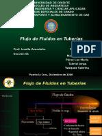 Flujo Por Tuberia