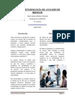 Hazop Metodología de Análisis de Riesgos