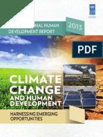 Kenya Climate Change UNDP 2013