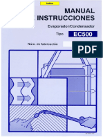Manual equipo EC500