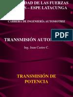 TRANSMISION AUTOMATICA. 2015
