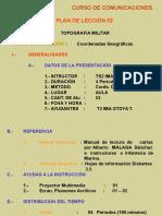 Plan 02 Coordenadas Geograficas