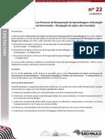 Boletim Recuperacao Aprendizagem 2015 n22