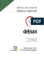 Modul Debian Server (Untuk TKJ)