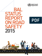 Global Road Safety Report 2015