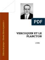 Vian Vercoquin Et Le Plancton