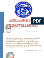 Aislamientos Hospitalarios Psf