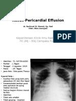 Expertise Efusi Perikard