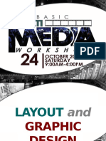 Media  Print Layout