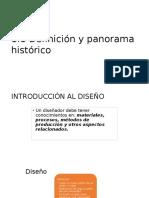 CAD Definición y Panorama histórico