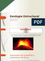 Vulcanismo Exposicion Geoestructural 1
