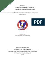 Proposal TAK Sosialisasi Sesi III