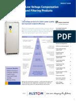 Low Voltage Compensation Brochure GB