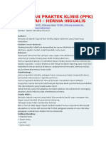 Ppk Bedah - Hernia Ingualis