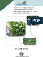 INVENTARIO R. HIDRICOS JAGUA, TENGUEL, GALA, SIETE