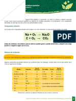 2.1. Óxidos, Ácidos, Hidróxidos y Sales