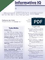 Informativo IQ - Maio 2011