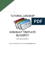 Tutorial Membuat Template Blogspot.pdf