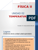 Semana 04 - Temperatura