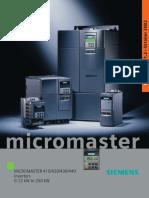 Micromasters En