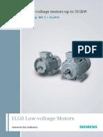 (16) Catalog New Motor 1LG0