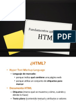 HTML Css Bases