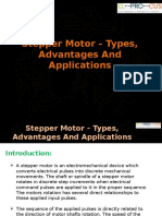 Stepper Motor Types, Advantages And Applications