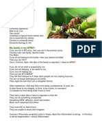 Formica Rufa