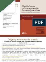 PP2 Introducción Al Radiodrama. Extracto Obra de Francisco Godinez