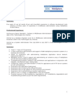 Arunprasad - Websphere Administrator[1]