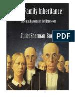 Juliet Sharman-Burke - La Herencia Familiar