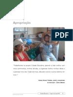 2008 Relatório Fotográfico  Cidade Educativa Virgem da Lapa (Fev a Abr 2008)