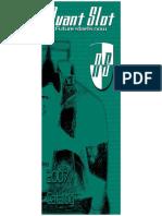 Catalogo Avantslot 2006